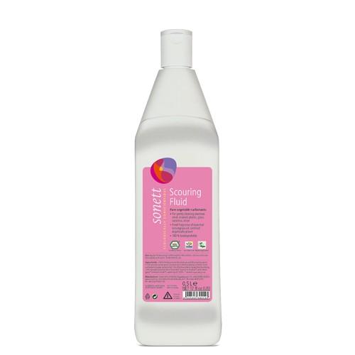 Crema Abraziva Ecologica Pentru Curatat 500ml Sonett