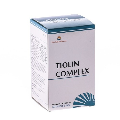 Tiolin Complex 60cps Sunwave