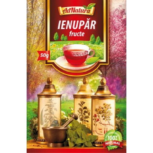 Ceai de Ienupar (Fructe) 50gr Adserv