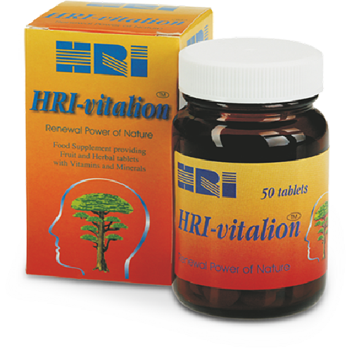 HRI - Vitalion 50tablete