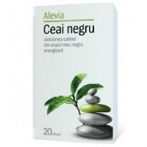 Ceai Negru 20dz Alevia