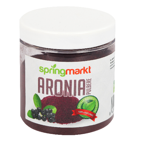 Pulbere de Aronia 100gr Springmarkt