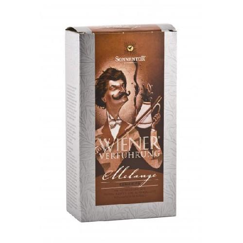 Cafea -Ispita vieneza-Melange Macinata Eco 500gr Sonnentor