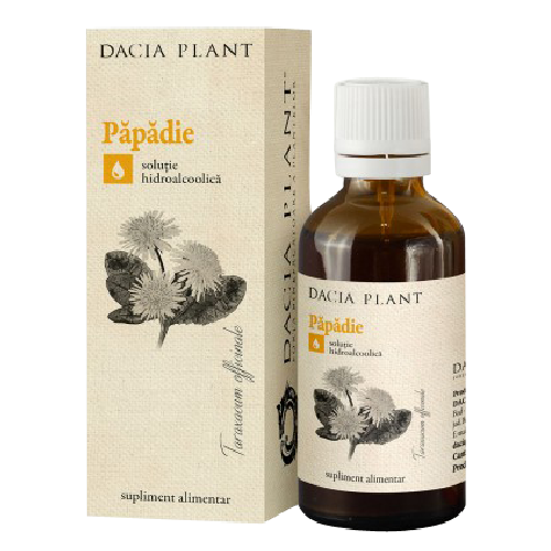 Tinctura de Papadie 50ml Dacia Plant