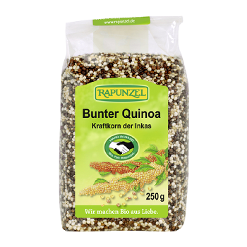 Quinoa Colorata 250gr Biogama