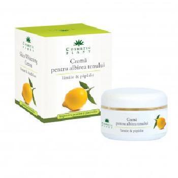 Crema Pentru Albire Cu Papadie Cosmetic Plant