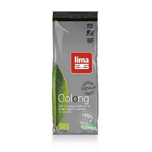 Ceai Verde Japonez Oolong Bio 75gr Lima