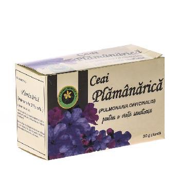 Ceai Plamanarica 20gr Hypericum