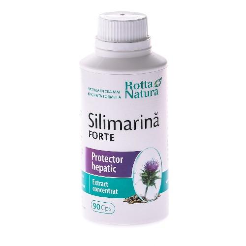 Silimarina Forte 90cps Rotta Natura