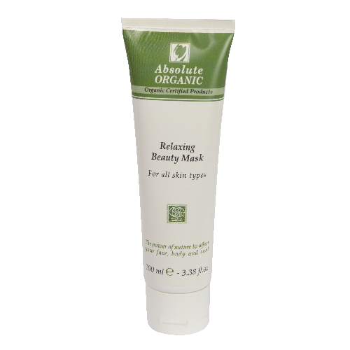 Masca Relaxanta organica pentru Fata 100ml Absolute Organic